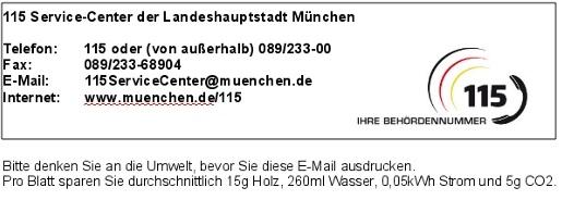 ServiceCenterMünchen